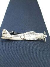 Zero Fighter Unique Tie Clasps Tacks RooZee Tie Clip  Bar Tie Pin Made in Japan