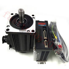 15Nm 10Nm 130mm AC Servo Motor Drive Kit CNC Servo with 3M Cable 2 Year Warranty