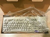 VINTAGE BRAND NEW BTC MODEL 5201 WINDOWS PS2 KEYBOARD