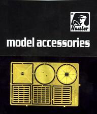 Hauler Models 1/48 Street Grills and Manhole Covers Photo Etch Detail Set