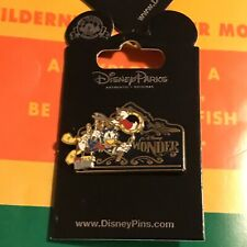 Disney Cruise Line Wonder Donald Duck with Huey Pin New Pin Dcl