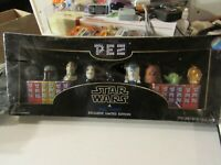 "Pez ""Star Wars"" Wal-Mart Exclusive Limited Edition Set"