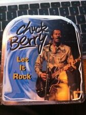 Chuck Berry Let it rock (18 tracks) [CD]