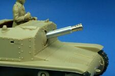 1:35, RB Model, 35b103 Metal Barrel 75mm L / 18 barile per semovente Italiano M40