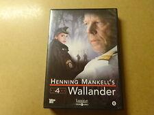 7-DISC DVD BOX / HENNING MANKELL'S: WALLANDER - VOLUME 4