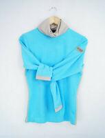 BALLY GOLF - Swiss - Damen Fleece - Pullover Rollkragen - Sport NEU 36