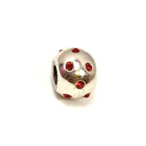 Brighton Mini Dottie Bead , Red, J9394A, New FITS MINI ONLY