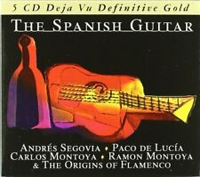 Various Artists : The Spanish Guitar CD (2015) ***NEW***