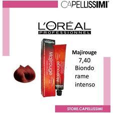 L OREAL MAJIREL - MAJIROUGE ROSSI MOGANO - 7.40 - BIONDO RAME INTENSO - 50ml
