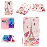 Housse Etui Flip Coque Cover Portefeuille Simili Cuir Wallet TPU Protection Case
