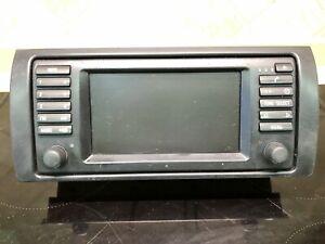 BMW Navigation. Avería Luz. Monitor de Pantalla Radio E53 X5
