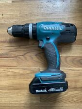 Makita BHP453 Cordless Drill Driver With Battery And Charger DC18SD