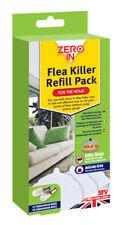 Gotcha zeroin electric flea killer unit discs and lamp bulbs refill pack ZER019