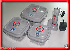 AUTO FOOD SAVER VACUUM SEALER CONTAINERS.NO MORE BAG ROLL.GIFT IDEA.SUIT SUNBEAM