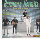 RARE CD 16T HERMAN'S HERMITS feat PETER NOONE GREATEST HITS 1993 SUCCESS AAD