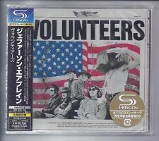 Jefferson Airplane volontaires de l'Japon CD SHM Jewelcase CD BVCM - 34408 SEALED NEW