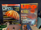 Mixed Lot Ten UFO Mags from the 1970s Argosy, Official UFO, Sage and Others