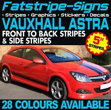 VAUXHALL ASTRA STRIPES GRAPHICS STICKERS DECALS OPEL 2.0 VXR MK3 MK4 MK5 MK6 MK7