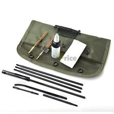 AR 15 AK 5.56mm M16 Portable Carbine Rifle Cleaning Kit With Flexible Rod Brushe