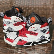 SAMPLE Reebok Blacktop Pump Shoes SHAQ Kemp Twilight Zone Size 10.5 EU 44 insta
