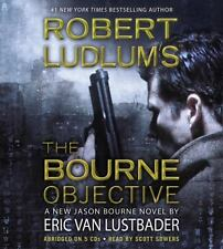 Robert Ludlum's the Bourne Objective by Eric Van Lustbader (2010, CD, Abridged)