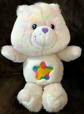 "True Heart Care Bear 12"" Carlton Cards 2002 Toy 20th Anniversary"