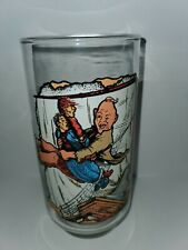 """New The Goonies 1985 """"Sloth Comes to the Rescue� Glass - Warner Brothers"""