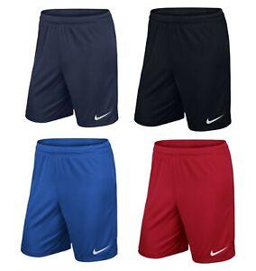 Nike Mens Shorts Dri Fit Park Football Training Gym Sports Running Short