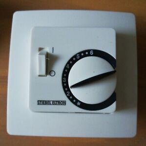 Stiebel Eltron Raumtemperaturregler RTA-S UP IP30 hellweiß Raumtemperaturregler