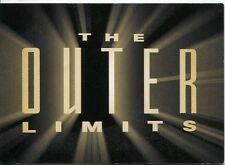 The Outer Limits Sex, Cyborgs & Science Fiction Complete 81 Card Base Set