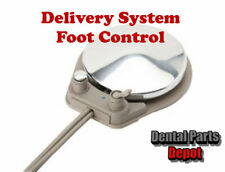 Adec Foot Control with Wet/Dry Toggle & Scaler Button (Dark Surf) (DCI #6306)