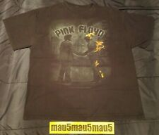 Pink Floyd Wish You Were Here Shirt XL? Burning Man Extra Large Black GEI