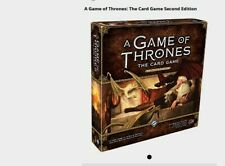 A Game Of Throne The Card Game LCG Base Set MIB Second Edition