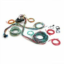 Kic 15 Fuse 12v Conversion wire harness 31 1931 Model A Sedan - Tudor rat truck