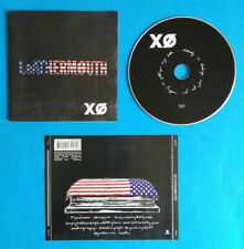 CD LEATHERMOUTH XØ Europe Rock Post-Hardcore 2009 Very Rare! no lp mc dvd vhs