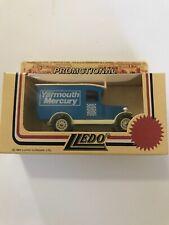 Vintage 1983 Lledo Promotional Model Diecast - Great Yarmouth Mercury