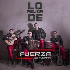 La Fuerza de Tijuana Lo Mejor CD New sealed Nuevo