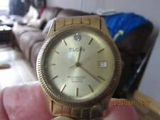 for sale ******* VINTAGE ELGIN QUARTZ *******wrist watch