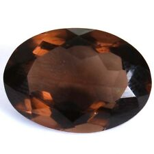 Excellent Natural 22x16 mm SMOKY QUARTZ Oval Faceted Gemstone 22.50 Cts S-3750