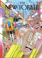 New Yorker Magazine Brexit Unlikely Fortune and Corporate Creed Ukraine Zelensky