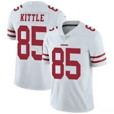 Men's San Francisco 49ers George Kittle jersey stitched