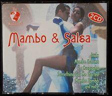 CD/ Album :THE WORLD OF MAMBO & SALSA (2 CD) (très bon état)