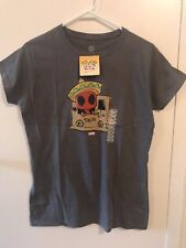 SALE! Marvel Deadpool Tacos t-shirt in X-Large (NEW) from Funko HQ Grand Opening
