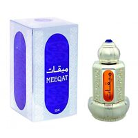 Meeqat Silver 12ml by Al Haramain Spicy Floral Woody Musky Perfume Oil/Attar