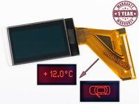 NEU ANZEIGE JAEGER KOMBIINSTRUMENT  LCD DISPLAY FÜR AUDI A2 A3 A4 A6 TACHOMETER