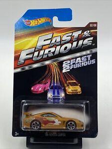 FAST & FURIOUS 2 FAST 2 FURIOUS PAUL WALKER '94 TOYOTA SUPRA MOVIE SPORTS CAR!