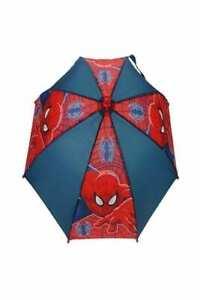 BRAND NEW LICENSED MARVEL SPIDERMAN UMBRELLA KIDS BOYS RAIN SCHOOL BROLLY GIFT