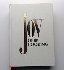 Joy Of Cooking By Rombauer Becker Bobbs Merrill Kitchen Vtg Frozen Foods Outdoor