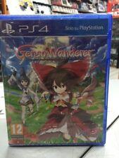 Touhou Genso Wanderer Ita PS4 NUOVO SIGILLATO