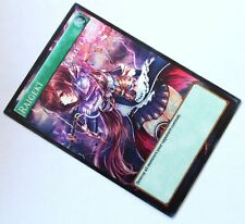 Raigeki YUGIOH  orica SECRET RARE custom altered art